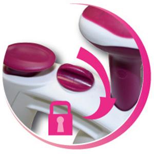 bouton de sécurité pulsar